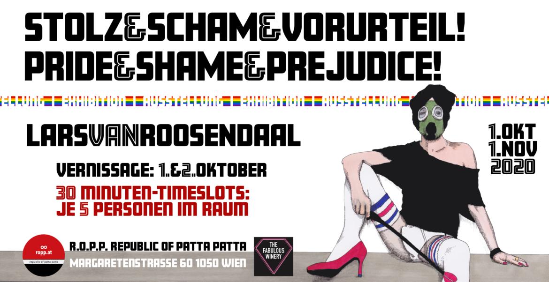 PRIDE, SHAME & PREJUDICE – STOLZ, SCHAM & VORURTEIL